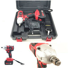 360 Nm Rechargeable Brushless Electric Wrench Impact Drill EU Plug With Charger