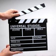 UNIVERSAL STUDIOS CLAPPER BOARD