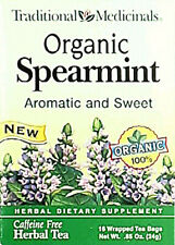 Organic Spearmint Tea by Traditional Medicinals