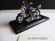 1/24 Ixo SUZUKI GSF 1200 BANDIT Blue Moto Bike Motorcycle 1:24 Altaya / IXO