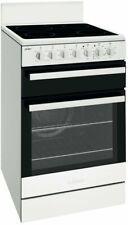 Chef CFE547WB White Electric Free Standing Cooker