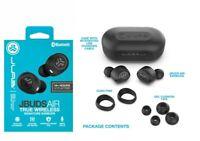 JLab Audio JBuds Air True Wireless Bluetooth Earbud Headphones - Black