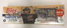 2016 Topps Baseball Factory Set 65th Sealed Complete Ichiro Relic Bonus Edition