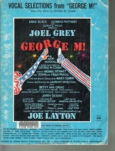 George M Vocal Selections Sheet Music