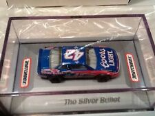 NASCAR Diecast 42 Kyle Petty Coors Light Silver Bullet 95 Adult Coll White Rose