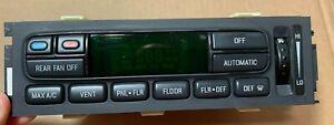 1998 - 2001 FORD EXPOLORER MERC MOUNTAINEER AUTO TEMP CONTROLS XL2H-19C933-AB