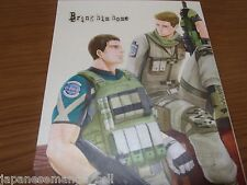 Biohazard Resident evil Doujinshi Piers&Chris, Bring him home FUNNY CREW 74pages