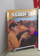 Scott Foresman Science student Textbook Grade 2 (2000) G (R2S6F)*053