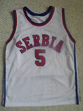 Dres MARKO SIMONOVIC Jersey  SERBIA Srbija Slovenija Hrvatska Bosna Makedonija