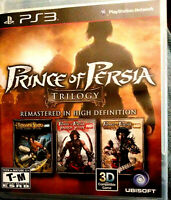 Prince of Persia Trilogy HD PlayStation 3 PS3