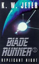Blade Runner 3: Replicant Night, Jeter, K. W. Paperback Book