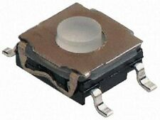 Button Tactile Switch, SPST-NO 0.05A 0.9mm (Pack of 10)