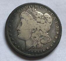 1894 Morgan Dollar - VG
