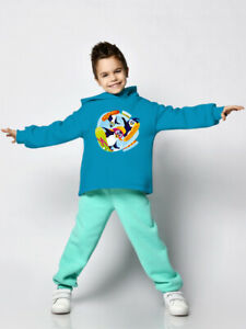 Holidays Penguin Skiers Hoodie -Image by Shutterstock