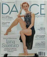 Dance Magazine Nov 2015 Iana Salenko Ballerina Without Borders FREE SHIPPING sb