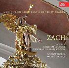 Zach: Requiem; Vesperae De Beata Virgine, Collegium Floreum, Musica Florea CD |