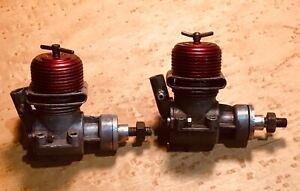 Vintage  AMCO 35 BB Parts only, model airplane aeroplane engine. Circa 1951