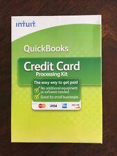 Intuit QuickBooks Credit Card Processing Kit  2008