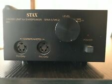 Stax SRM-1/MK2 in good conditions