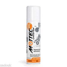 Mottec Universal Motorcycle Bike Scooter Kart Chain Saw Chain Grease Lube Wax
