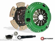 CLUTCH KIT STAGE 3 MITSUKO FOR 92-05 HONDA CIVIC DEL SOL D16Y7 D16Y8 D16Z6 SOCH