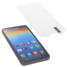 FUNDA + Lámina para Lenovo A616 Funda para móvil TPU GOMA FUNDA GRIS