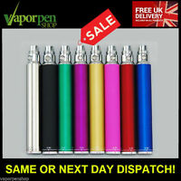 3 x Premium Variable Voltage E Vapor Vape Shisha Pen Battery Batteries - 1300mAh