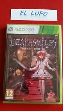 DEATHSMILES DELUXE EDITION XBOX 360 NEUF SOUS BLISTER VERSION FRANCAISE