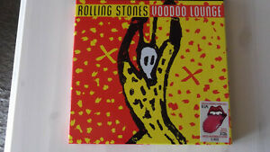 >> THE ROLLING STONES - The Real Alternate Voodoo Lounge <> rare Box <<