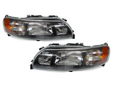 DEPO 2001-2004 Volvo V70 / XC70 Replacement Headlight Set Pair Left + Right