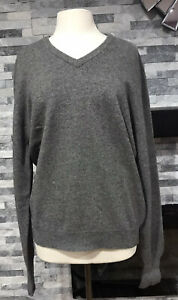 Ping Pullover Lambswool Sweater Men's Size M( 44)