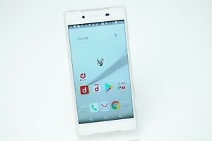 SIM FREE JAPAN Smartphone Xperia Z5 docomo  SO-01H sim unlocked   (No.154)