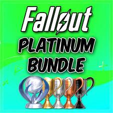 🔥Fallout Platinum Trophy Service Bundle 3, New Vegas +More PSN/PS3/PS4/VITA🔥