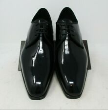 Magnanni for Goodman's Black Patent Lace Up size 14 US (19072) 2983