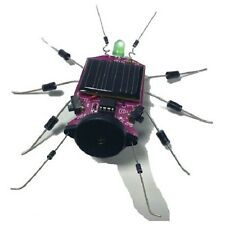 Solar Bug Velleman Electronics Kit Cricket Sound Sun Activated
