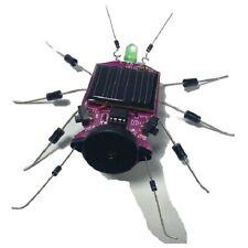 Solar Bug Velleman Electronics Kit Cricket Sonido Sol Activado
