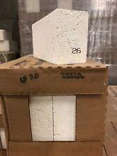 "Insulating FireBrick  Thermal Ceramics K-26  3"" (10 pk)"