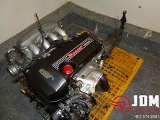 Toyota Altezza 2.0L 4 Cylinder Engine Transmission Loom & Ecu Jdm 3S-Ge