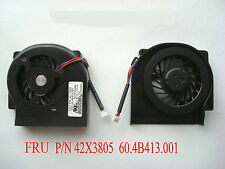 IBM Thinkpad Lenovo X60S X61S X60 X61 Extractor Fan MCF-W03PAM05 FRU 42X3805