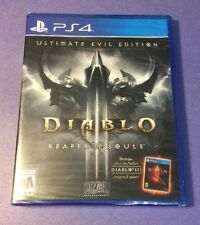 Diablo 3 Reaper of Souls [ Ultimate Evil Edition ] (PS4) NEW