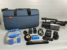 Panasonic Ag-Dvx100A Mini Dv with Accessories