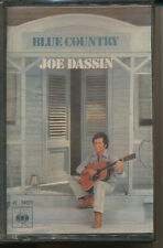 JOE DASSIN K7 AUDIO BLUE COUNTRY