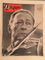 Revista Discos N º 130 Jascha Heiftz