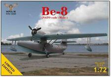 """BERIEV Be-8 """"MOLE"""" SOVA-M 1/72 Plastic Kit"""