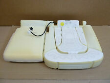 Audi Q7 4L Seat Pad Heated seats rear left + Centre Rear seat bench 05-09 Top