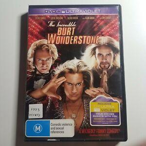 The Incredible Burt Wonderstone | DVD | Olivia Wilde, Steve Carell, Jim Carrey