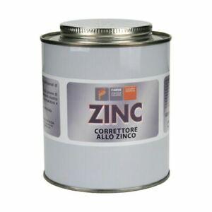 ZINC LIQUIDO FAREN CORRETTORE ALLO ZINCO MICRONIZZANTE 98% 0,75 Kg PRONTO USO