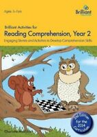 Brilliant Activities for Reading Comprehension, Year 2 (2nd Ed)... 9781783170715