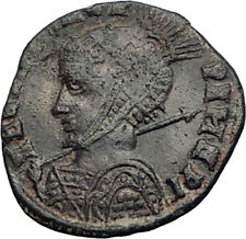 CELTIC Barbarous style of ANCIENT Roman Coin of CONSTANTINE I the GREAT i65031