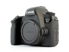 Canon EOS 6D fotocamera digitale 20.2MP (solo corpo)